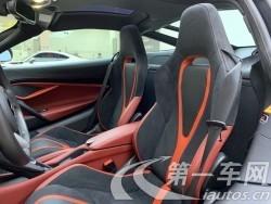 迈凯伦720S [进口] 2017款 4.0T 自动 Coupe