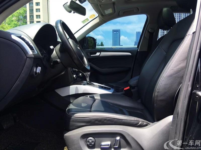 奥迪Q5 2013款 2.0T 自动 四驱 汽油 技术型 (国Ⅴ)