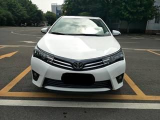 丰田卡罗拉 1.2T 自动 GL-i真皮特别版