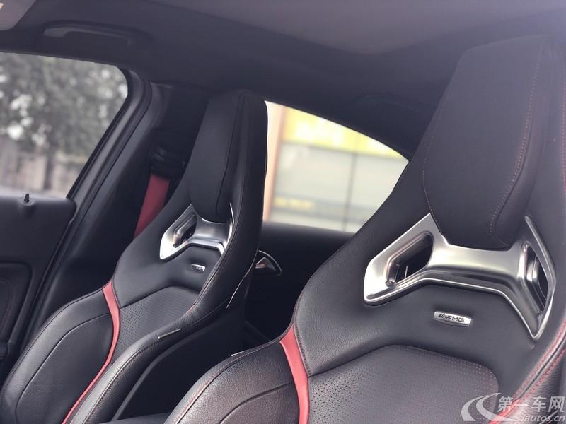 奔驰A45 [进口] 2016款 2.0T 自动