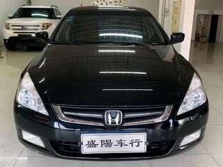 本田雅阁 2.4L 自动 舒适型