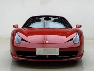 法拉利458 4.5L 自动 Italia中国限量版