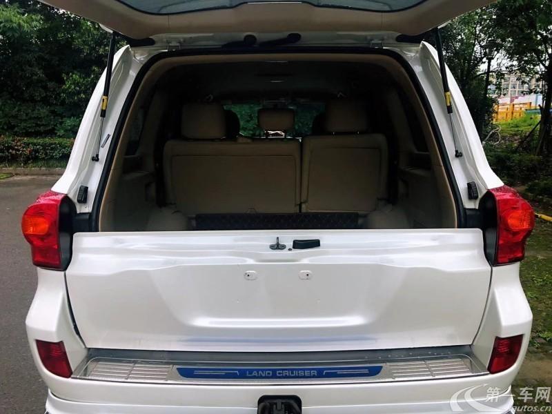 丰田兰德酷路泽 2012款 4.0L 自动 四驱 VX (国Ⅴ)