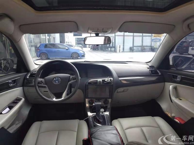 中华H530 2012款 1.6L 自动 舒适天窗型 (国Ⅳ)