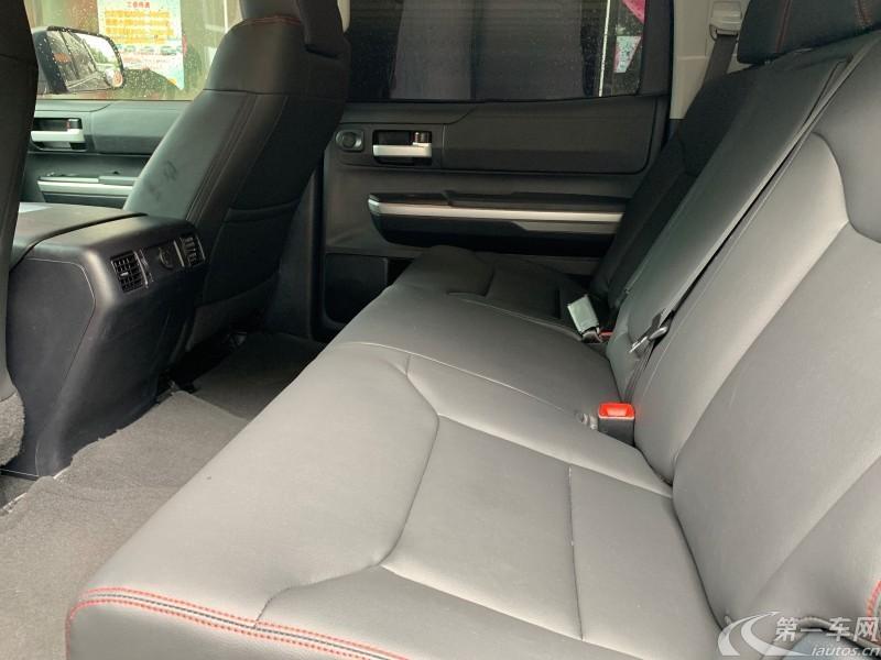丰田坦途 [进口] 2018款 5.7L 自动 汽油 SR5-TRD Sport运动加规版平行进口