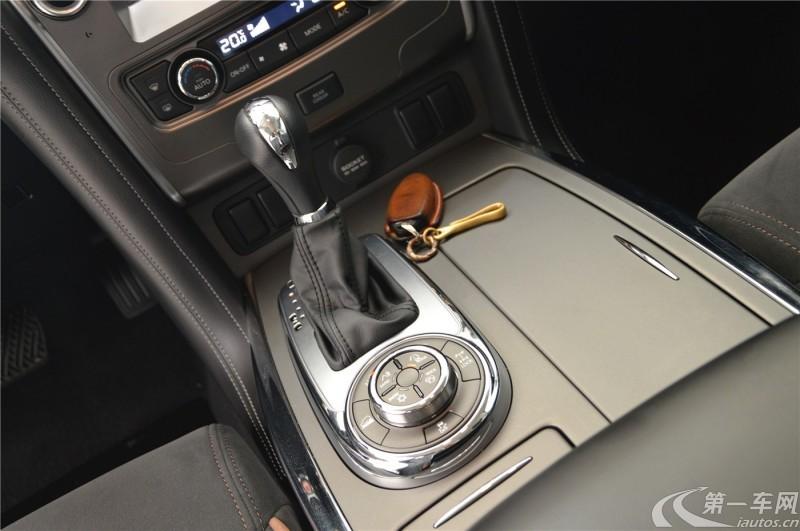 日产[进口] 2018款 4.0L 自动 四驱 SE-Platinum铂金版中东版平行进口 (欧Ⅴ)