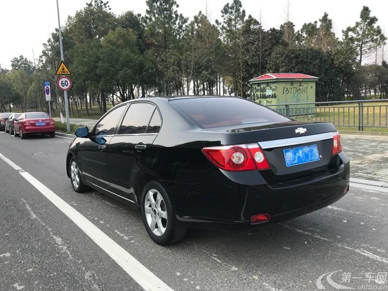 雪佛兰景程 2011款 1.8L 自动 SX豪华版 (国Ⅳ)