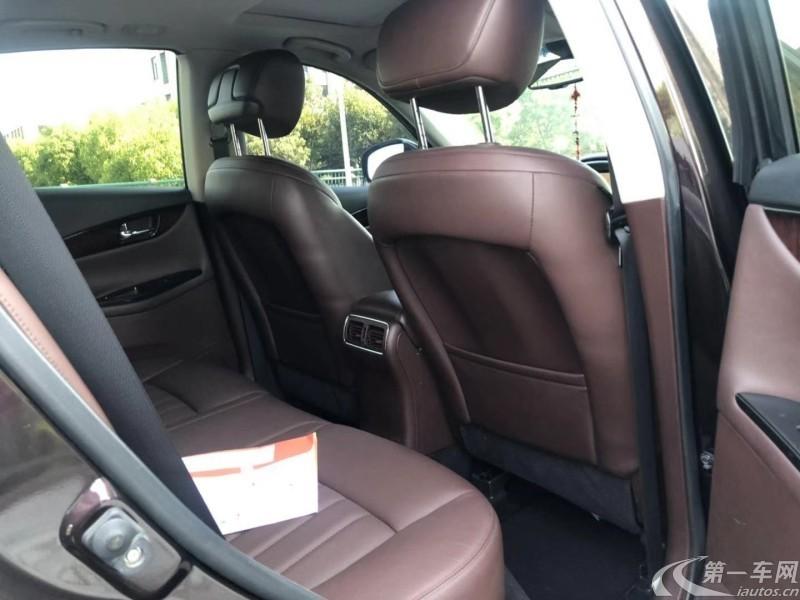 英菲尼迪EX 35 [进口] 2010款 3.5L 自动 四驱