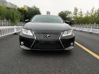 雷克萨斯ES 250 2.5L 自动 舒适版