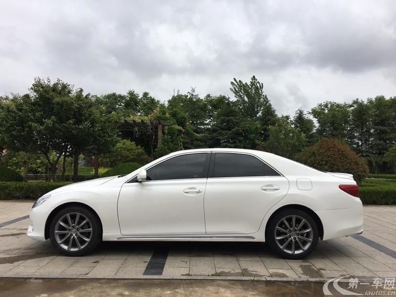 丰田锐志 2013款 2.5L 自动 V菁锐版 (国Ⅴ)