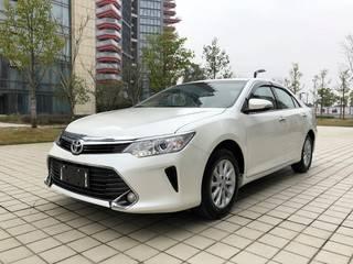 丰田凯美瑞 G 2.0L 自动 十周年豪华版
