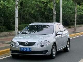 中华骏捷FSV 1.6L 自动 豪华型
