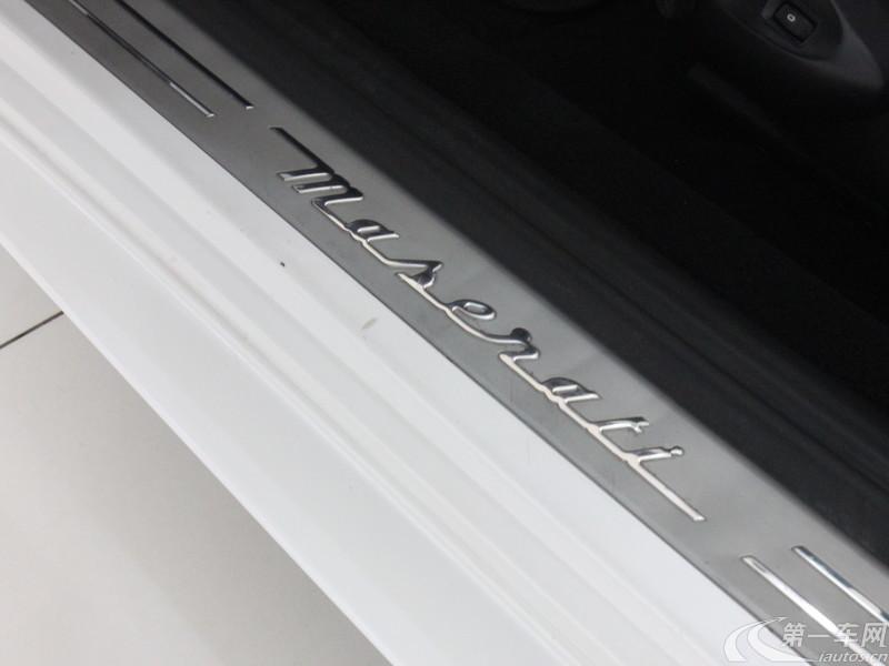 玛莎拉蒂GranTurismo [进口] 2007款 4.2L 自动