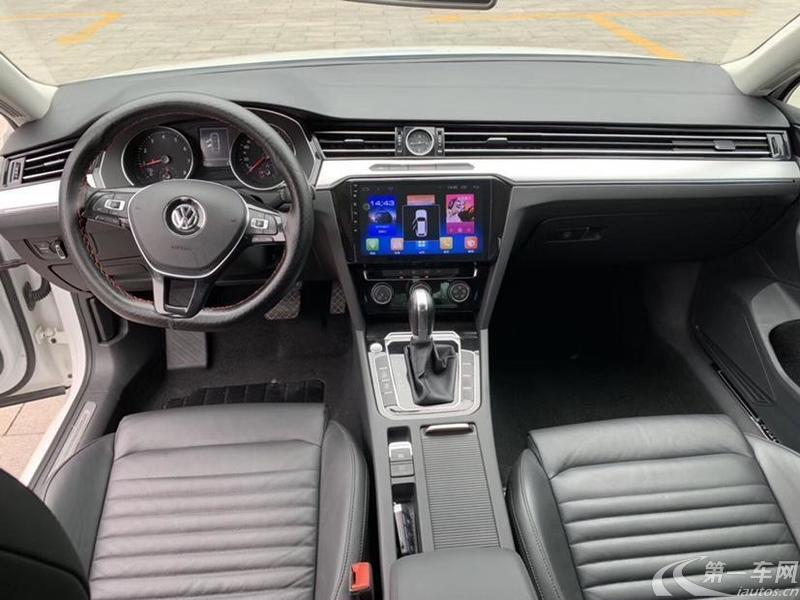 大众迈腾 2017款 1.8T 自动 汽油 330TSI豪华型 (国Ⅴ)