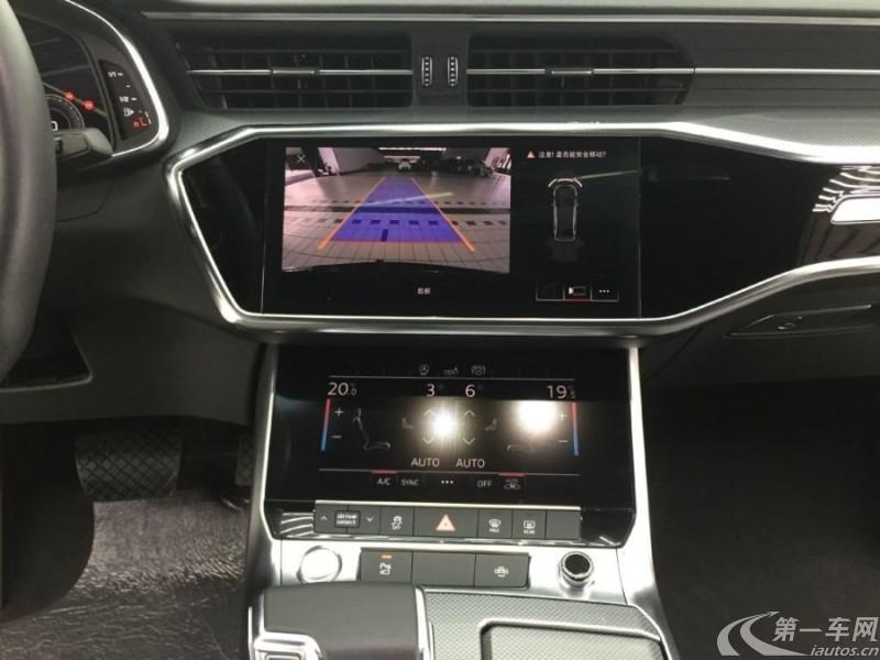 奥迪A6L 45TSFI 2019款 2.0T 自动 臻选动感型 (国Ⅵ)
