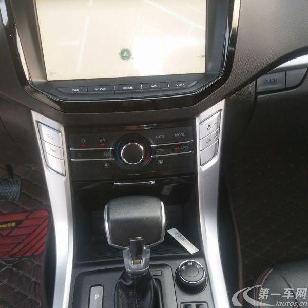 MAXUS迈克萨斯T60 2017款 2.8T 自动 高底盘豪华型大双排 (国Ⅴ)
