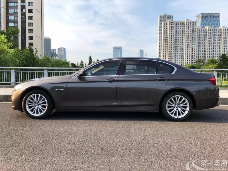 宝马5系 528Li 2014款 2.0T 自动 汽油 豪华设计套装 (国Ⅳ)