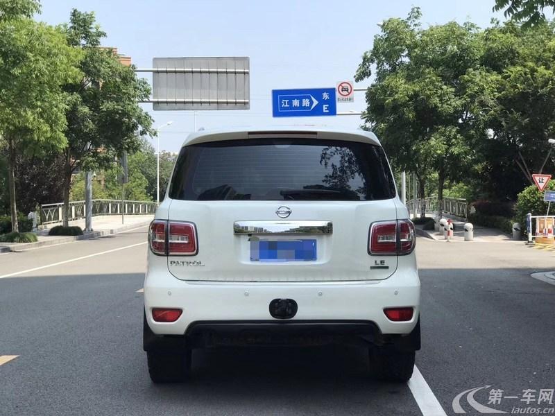日产途乐 [进口] 2018款 5.6L 自动 四驱 LE-T2中东版平行进口 (欧Ⅴ)