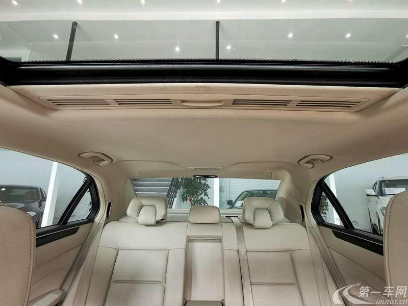 奔驰E级 E260L 2014款 1.8T 自动 汽油 (国Ⅳ)