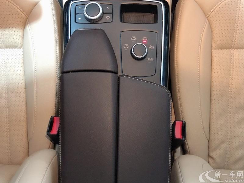 奔驰GLE级 GLE320 [进口] 2016款 3.0T 自动 动感型