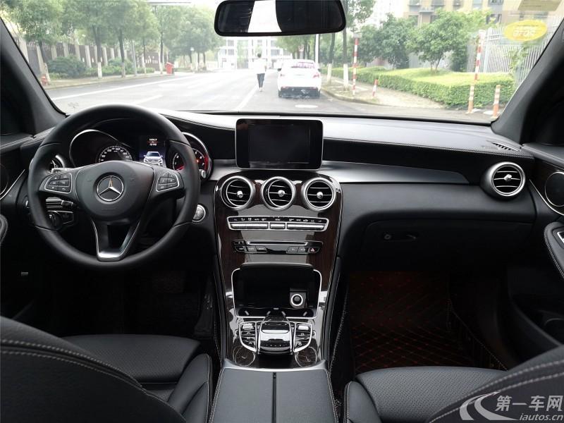 奔驰GLC GLC260 2018款 2.0T 自动 动感型 (国Ⅴ)