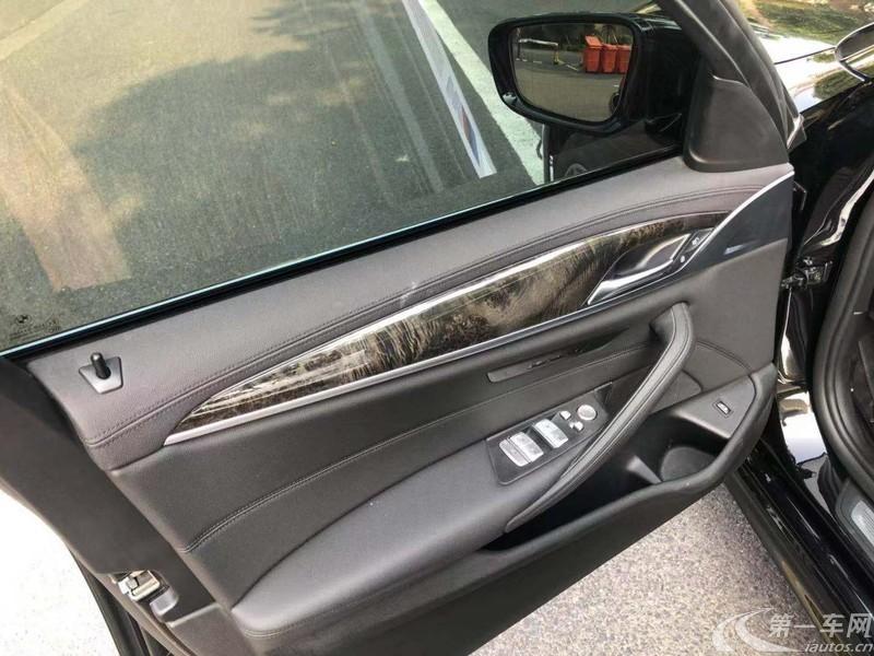 寶馬5系 525Li 2018款 2.0T 自動 汽油 豪華套裝 (國Ⅵ)