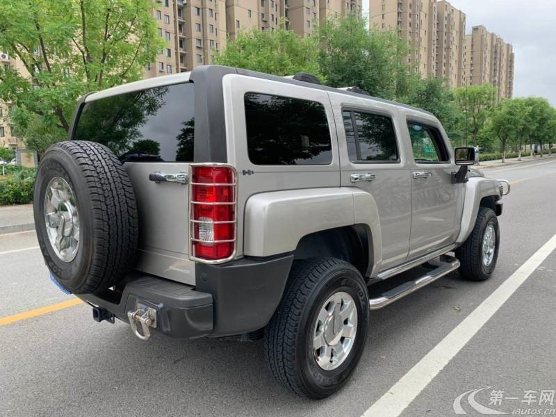 悍马H3 [进口] 2009款 3.7T 手动 四驱