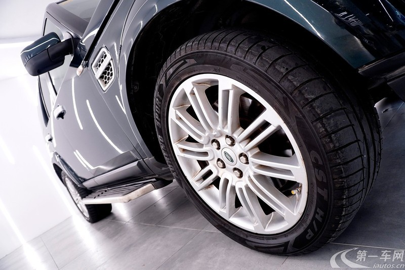 路虎[进口] 2014款 3.0T 自动 四驱 柴油 HSE (欧Ⅴ)