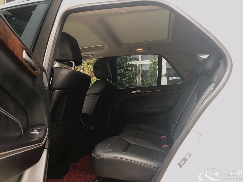 奔驰M级 ML350 [进口] 2014款 3.5L 自动 汽油