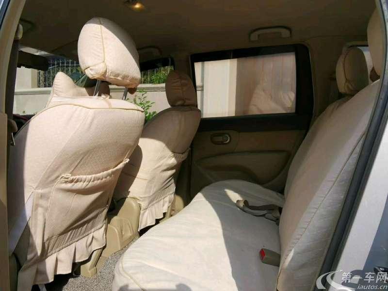 日产骊威 2008款 1.6L 手动 GT炫能型 (国Ⅲ)