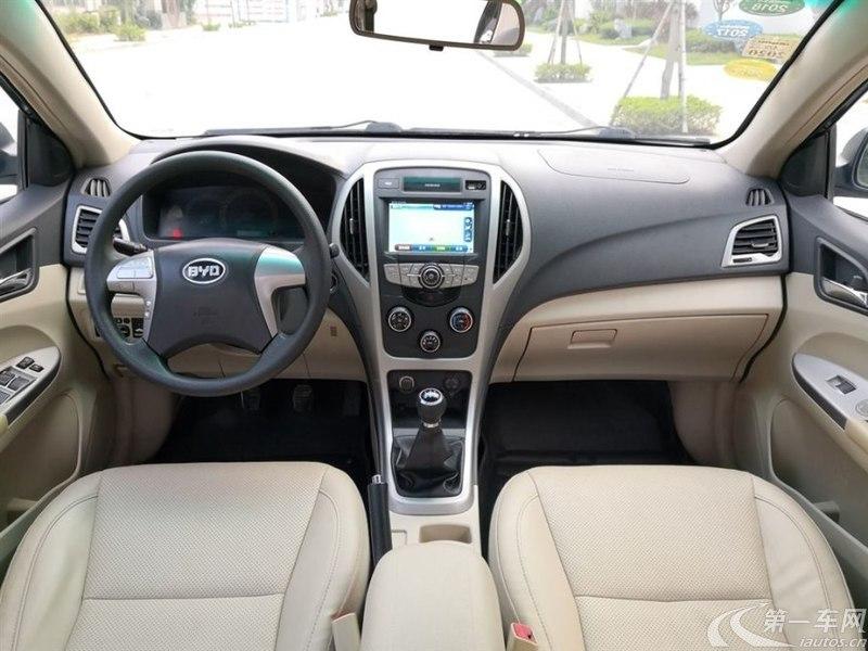 比亚迪F3 2014款 1.5L 手动 舒适型 (国Ⅴ)