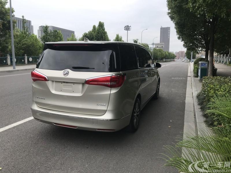 别克GL8 2018款 2.0T 自动 7座 28T旗舰型ES (国Ⅵ)