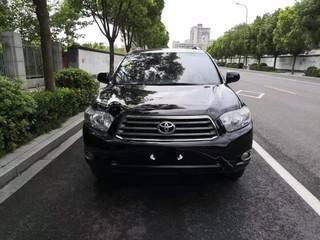 丰田汉兰达 2.7L 自动 豪华版