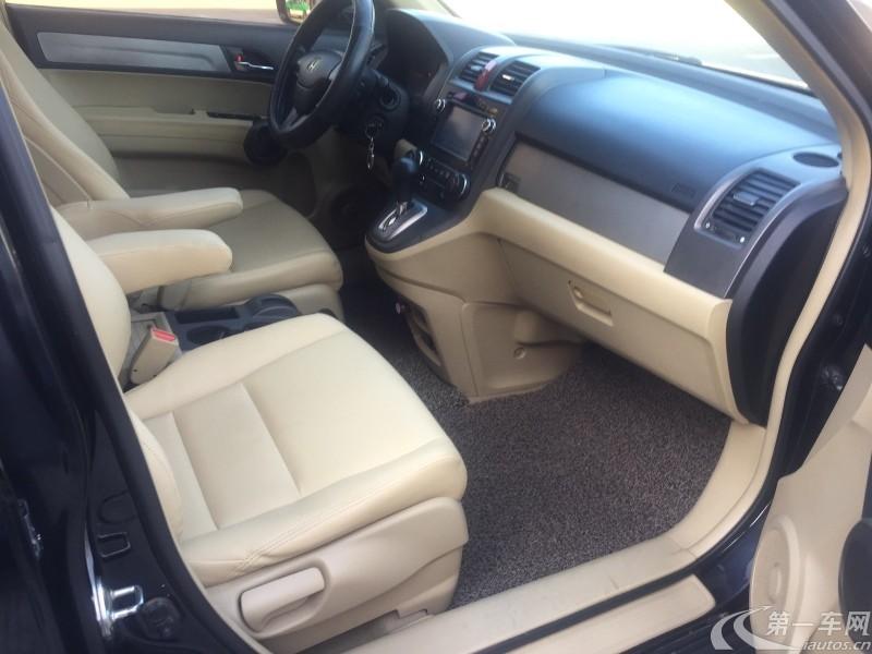本田CR-V 2010款 2.0L 自动 前驱 都市型 (国Ⅳ)