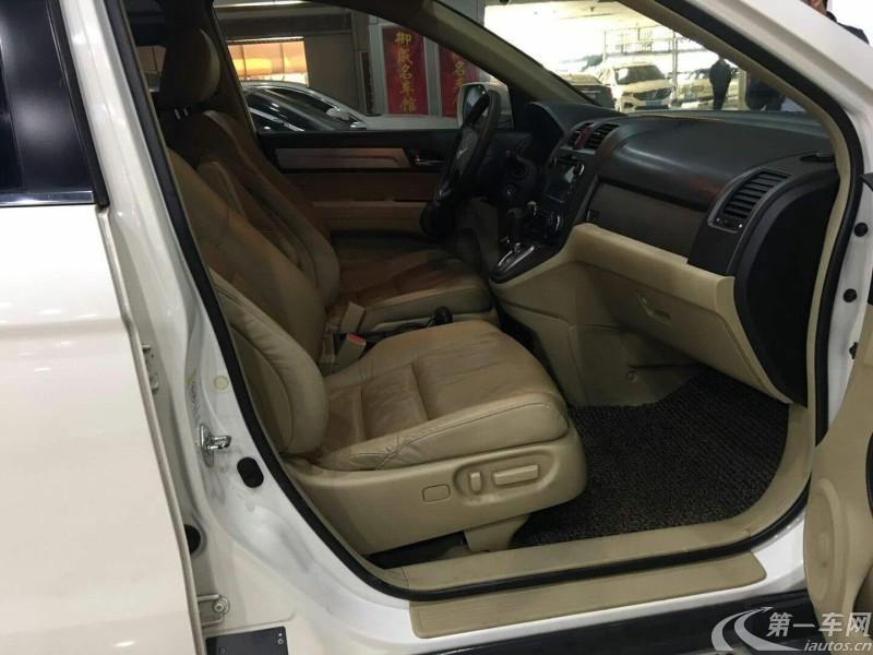 本田CR-V 2010款 2.4L 自动 四驱 尊贵导航型 (国Ⅳ)