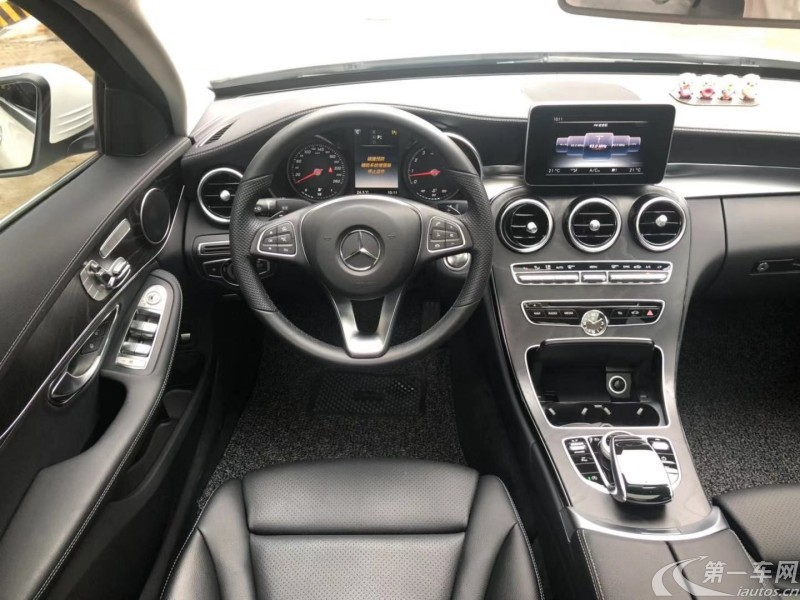 奔驰C级 C200L 2017款 2.0T 自动 运动版改款 (国Ⅴ)