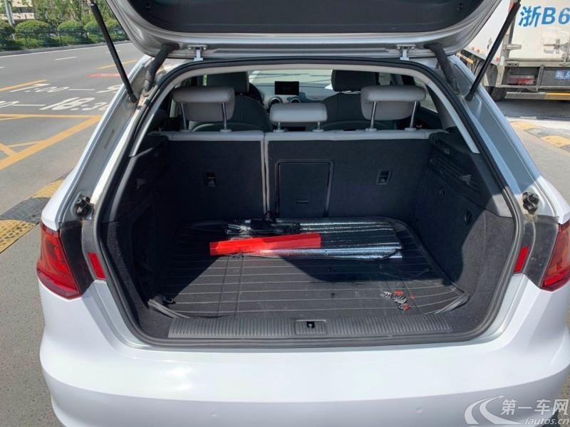 奥迪A3 35TFSI 2014款 1.4T 自动 汽油 豪华型Sportback (国Ⅴ)