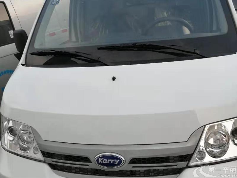 开瑞优优EV 2019款 自动 厢式运输车 纯电动