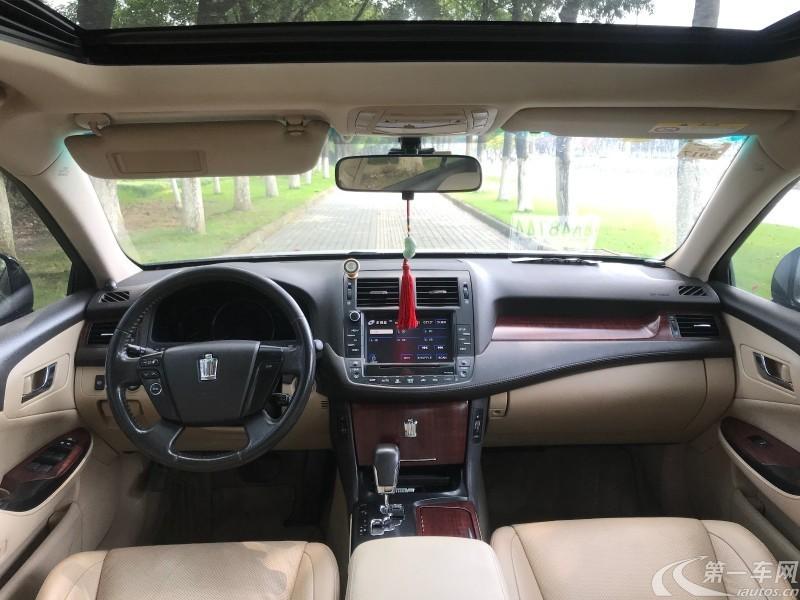 丰田皇冠 2011款 2.5L 自动 Royal真皮天窗特别版 (国Ⅳ)