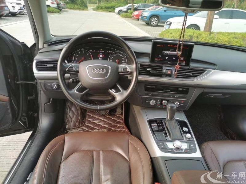 奥迪A6L 30FSI 2016款 2.5L 自动 舒适型 (国Ⅴ)