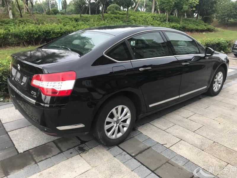 雪铁龙C5 2010款 2.3L 自动 尊雅型 (国Ⅳ)