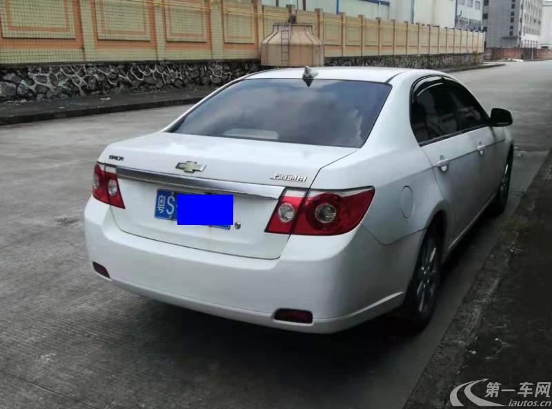 雪佛兰景程 2013款 1.8L 手动 SE舒适版 (国Ⅳ)