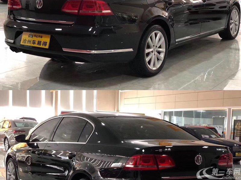 大众迈腾 2013款 2.0T 自动 汽油 尊贵型 (国Ⅳ)