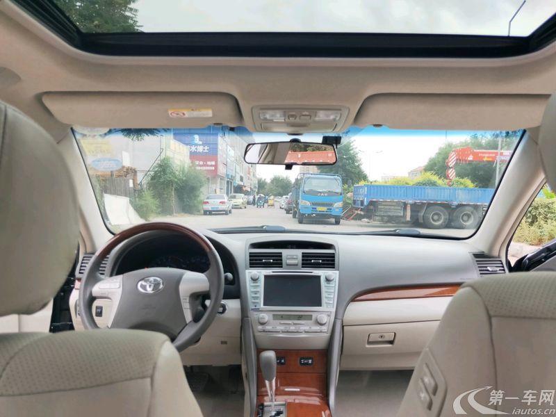 丰田凯美瑞 2013款 2.0L 自动 经典豪华版 (国Ⅴ)
