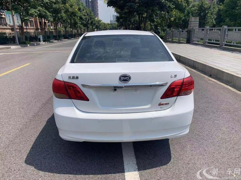 比亚迪F3 2015款 1.5L 自动 豪华版 (国Ⅴ)