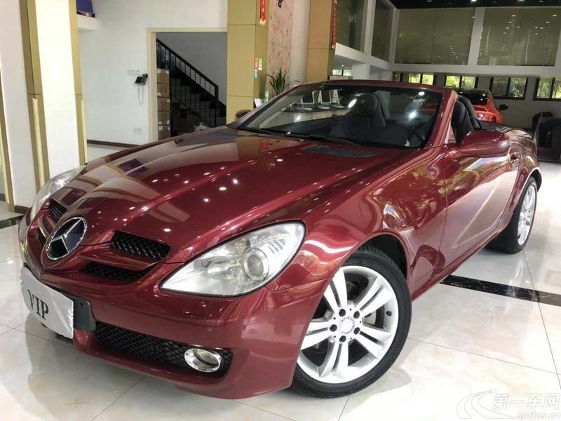 奔驰SLK级 SLK200K [进口] 2010款 1.8T 自动 汽油