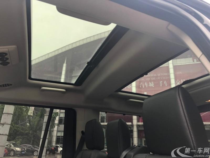 路虎发现 [进口] 2016款 3.0T 自动 四驱 柴油 曜黑典藏版HSE