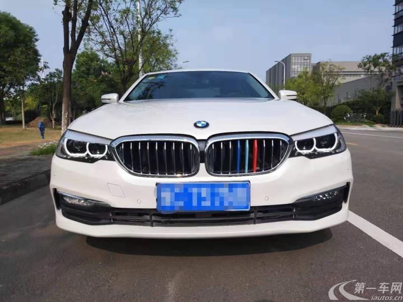 宝马5系 528Li 2017款 2.0T 自动 汽油 领先型 (国Ⅴ)