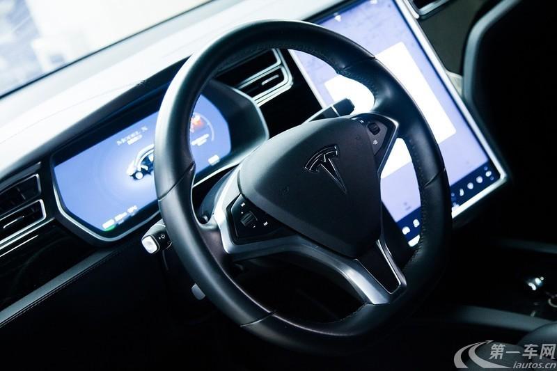 特斯拉MODEL X [进口] 2017款 自动 100D 纯电动