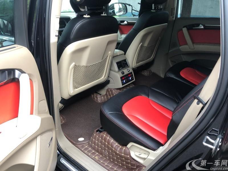 奥迪Q7 [进口] 2012款 3.0T 自动 舒适型